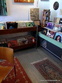 vintege-styled room